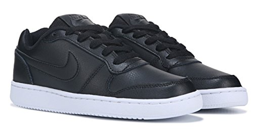 Black Black WMNS Women's Nike 001 Shoes White Fitness Low Ebernon 4Aq0wa