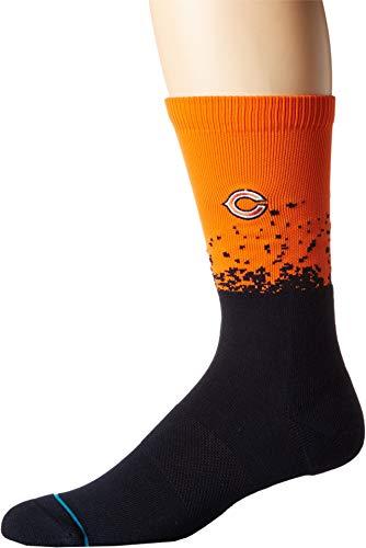 Stance Men's NFL Bears Fade 2 Orange ()