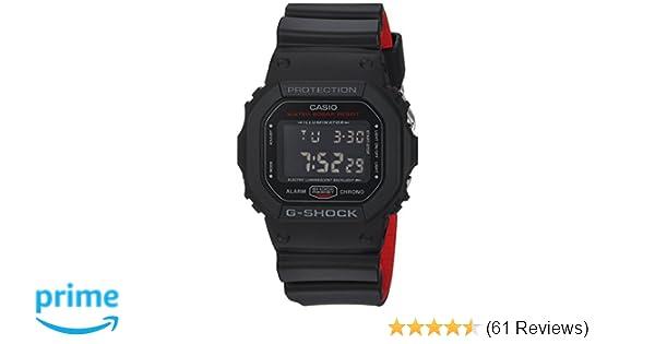 8d8f3267bbfa9 Amazon.com  Casio Men s G Shock Quartz Watch with Resin Strap