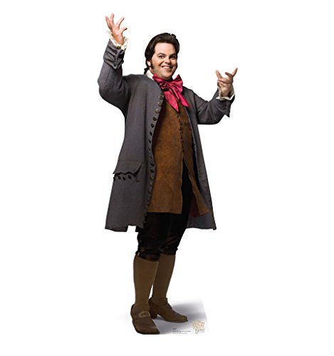 Lefou Costume (LeFou - Disney's Beauty and the Beast (2017 Film) - Advanced Graphics Life Size Cardboard Standup)