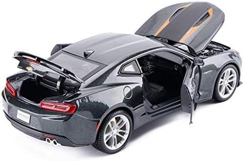 YN モデルカー シミュレーション1:18ダイカストモデル車DIY自動車車子供用おもちゃスポーツカーシボレーホーネットKemeroモデルカー ミニカー