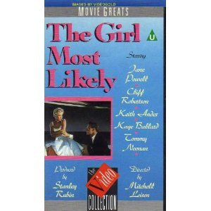 the girl most likely movie 1958