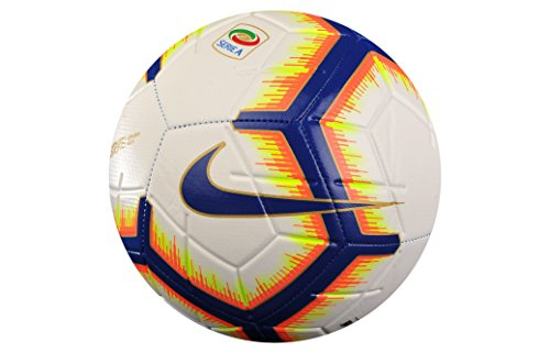 NIKE Strike Serie A 2018/19 Italy Soccer Ball (Size 5) by NIKE