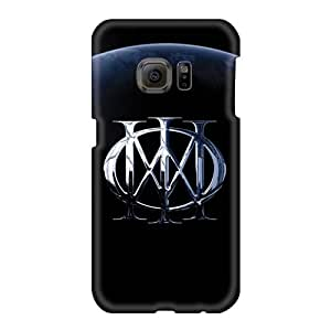 ErleneRobinson Samsung Galaxy S6 Shockproof Phone Cover Custom Beautiful Dream Theater Band Series [aMh3203rnTX]