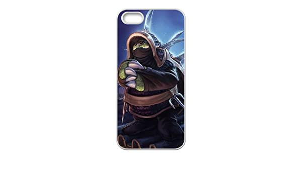 iPhone 4 4s Cell Phone Case White League of Legends Ninja ...
