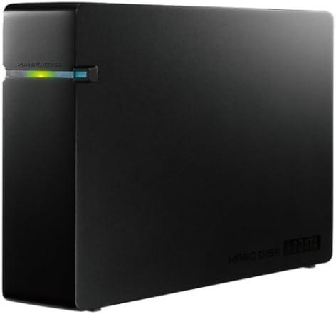I-O DATA テレビ録画対応 USB 2.0/1.1接続 外付型ハードディスク ブラック 2.0TB HDCA-U2.0CK