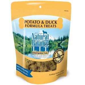 Natural Balance Potato and Duck Dog Treats, My Pet Supplies