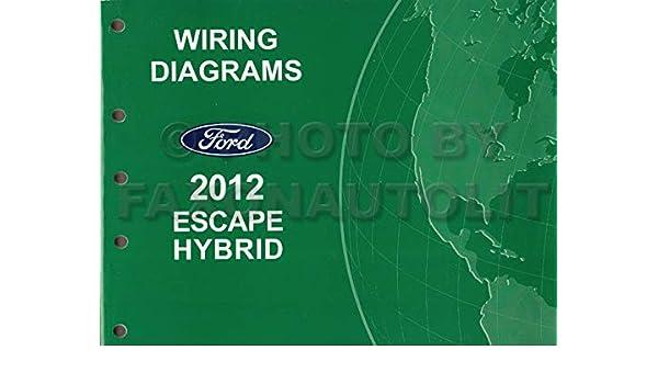 2012 ford escape wiring diagram 2012 ford escape hybrid wiring diagram manual original ford motor 2012 ford escape trailer wiring diagram 2012 ford escape hybrid wiring diagram
