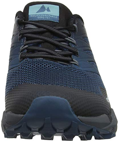 Chaussures Superwash Homme Merrell Peak De Gtx Flex Agility Bleu 2 Trail superwash CXgxXwTq