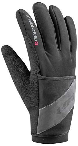 Louis Garneau Super Prestige 2 Bike Glove, Black, ()