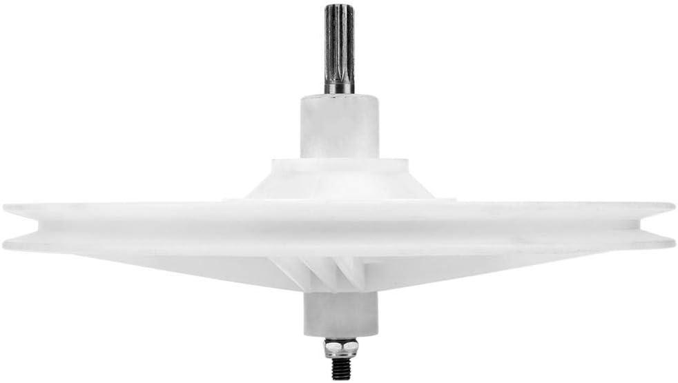 Accesorio para Engranaje de Eje Lavadora Reductor de Velocidad Caja de Cambios Eje de transmisión