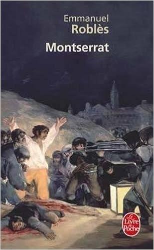 Montserrat Le Livre De Poche French Edition Emmanuel