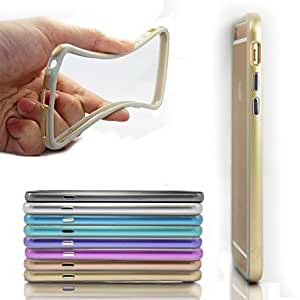 SHOUJIKE Colorful Bumper Frame for iPhone 6 Plus(Assorted Color) , A