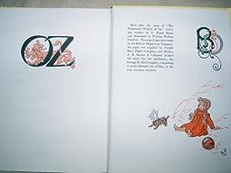 Books of Wonder: Oz : The Hundredth Anniversary Celebration (2000, Hardcover)