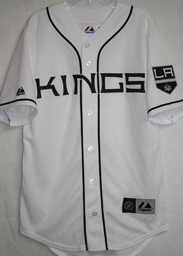 best website 24a0d b7233 los angeles kings baseball jersey