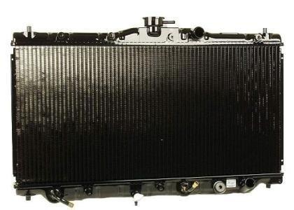 - Koyo 03-07 Subaru WRX/STI 2.0L M/T OEM Replacement Radiator