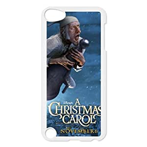 iPod Touch 5 Case White Christmas Carol K2329299