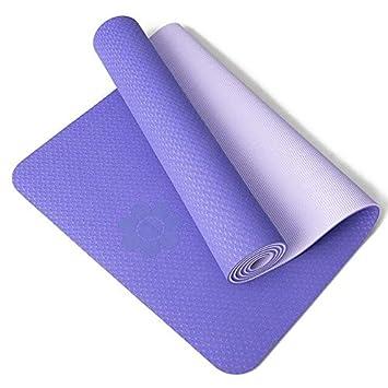 Ollt No-Slip Yoga Mat Yoga Mats Fitness Pilates Gym ...