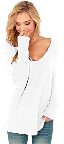 chandail maille Femme en Pull Pull fille Mikos l fxt4YqF4w