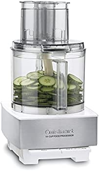 Cuisinart DFP-14BCWNY 14-Cup Food Processor (Stainless Steel)