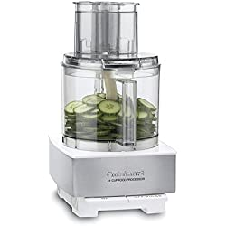 Cuisinart DFP-14BCWNYAMZ Food Processor, 14 Cup, Stainless Steel
