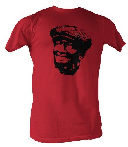 Square Picture American Classics Adult T-Shirt Redd Foxx