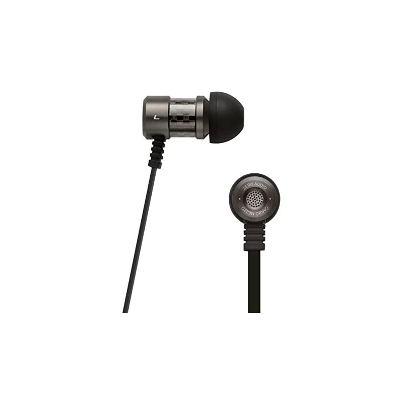 ZERO AUDIO stereo headphone CARBO MEZZO