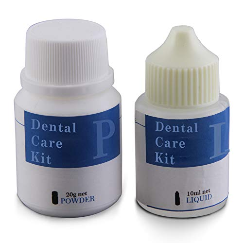 Zinc Oxide Eugneol Cement - Dental Care Kit (Permanent Crown Cement)