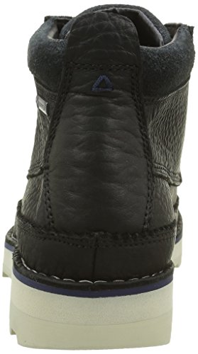 Nero Rise Uomo Clarks Gtx Leather Stivaletti Korik black wX5BTWBqv