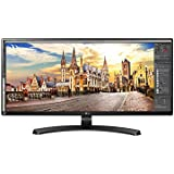 LG 21:9 Ultrawide 29UM59 29-inch Monitor (Black)