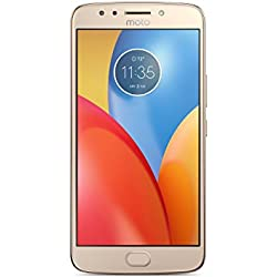 Moto E Plus (4th Generation) - 16 GB - Unlocked (AT&T/Sprint/T-Mobile/Verizon) - Fine Gold