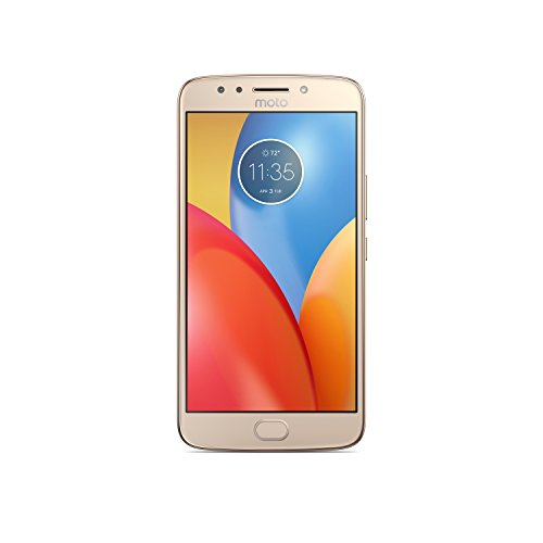 Motorola  XT1775 Moto E Plus (4th Gen.) 32GB Unlocked Fine Gold Smartphone]()