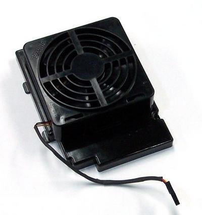 Compaq Power Supply Fan Cover Proliant1850R CL380 DL380 TaskSmart C Series - Refurbished - - Power Compaq Fan Supply