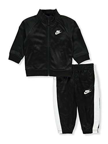NIKE Baby Boys' 2-Piece Tracksuit - Black, 6-9 Months