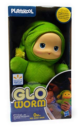 Playskool Lullaby Gloworm Toy Green -