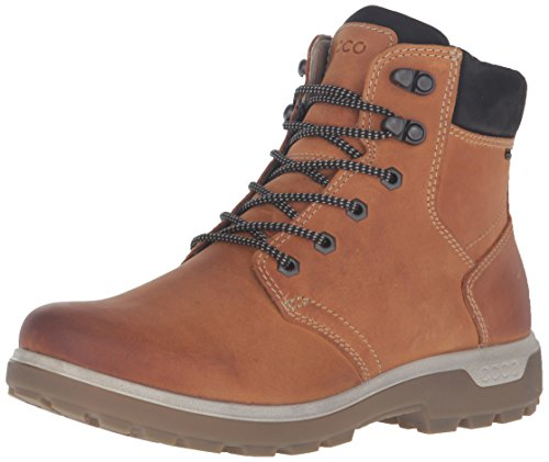 ECCO Women's Gora GTX Hiking Inspired, Amber/Black, 38 EU/7-7.5 M US by ECCO