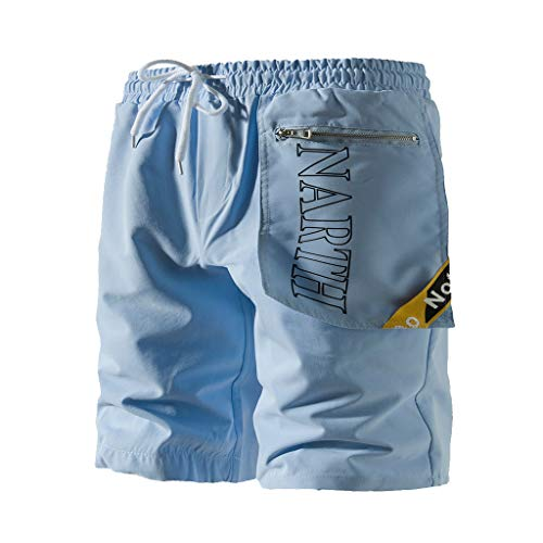 Men's Premium Industrial Cargo Short, MmNote Men's Big & Tall Renegade Cargo Shorts with Full Elastic Waist