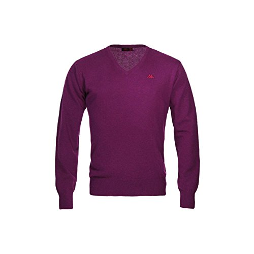 Kappa Bleiburg 670487x-x4r Homme Pull Violet