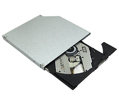Brand New for Lenovo Asus Acer Laptop Dual Layer 8X DVD RW RAM DL Burner LG HL GUA0N Super Multi 24X CD-RW Writer Internal 9.0mm 9.2mm Slim Tray Loading SATA Optical Drive by Generic