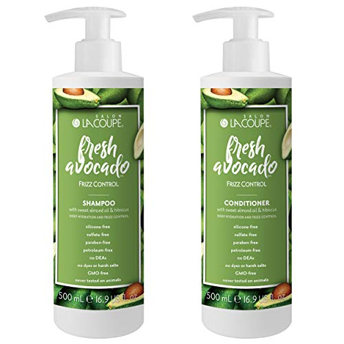 Avocado Sulfate Shampoo Conditioner Naturals