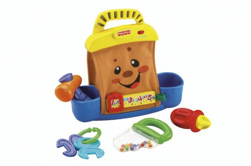 Learn Tool - Fisher Price Laugh & Learning My Learning Tools