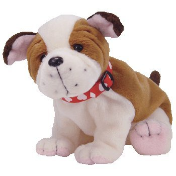 TY Beanie Baby - HUGGINS the Dog ()