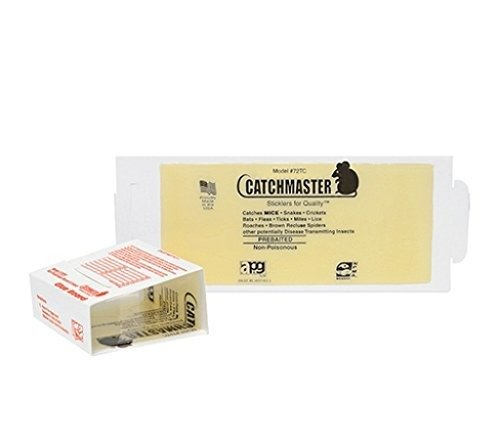 Catchmaster Mouse & Insect Glue Traps ''Case of 48''