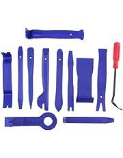 12pcs Car Disassembly Tools DVD Stereo Refit Kits Interior Plastic Trim Panel Dashboard Installation Removal Repair Tools
