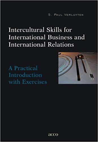 Intercultural Skills for International Business and