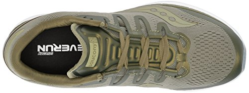 Saucony ZAPATILLA S20355-11 FREEDOM ISO BLANC Vert Olive n5o5syqFb
