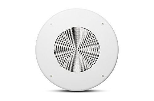 "JBL CSS8008 Commercial Series 15-Watt 8"" Ceiling Speaker, White"