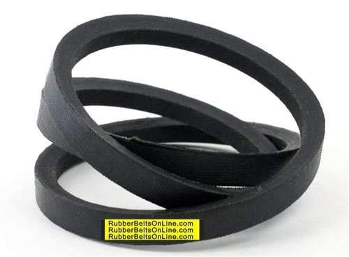 Top Width 1//2 Thickness 5//16 Length 61 inch Industrial Applications 5//16 61 Rubber Body w//Polyester Cords 4L610 VXB Brand V Belt A59