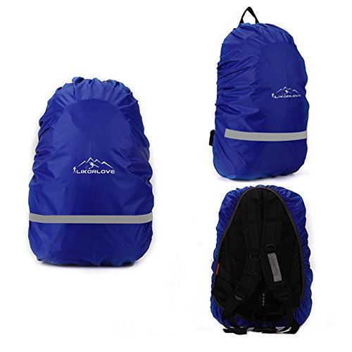 AYAMAYA 30L-65L Waterproof Backpack Rain Cover Rucksack Water Resist Cover for Hiking Camping Traveling