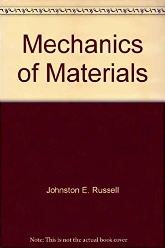 Solutions manual to accompany mechanics of materials ferdinand solutions manual to accompany mechanics of materials ferdinand pierre beer e russell johnston 9780070042919 amazon books fandeluxe Image collections